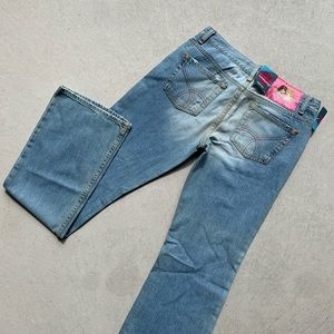 vintage Y2K fiorucci jeans brand new with tags